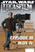 Couverture de Lucasfilm Magazine 38