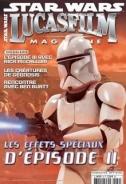 Couverture de Lucasfilm Magazine 39
