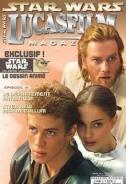 Couverture de Lucasfilm Magazine 40