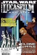 Couverture de Lucasfilm Magazine 43