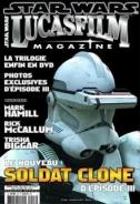 Couverture de Lucasfilm Magazine 46
