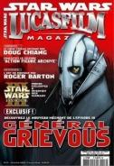 Couverture de Lucasfilm Magazine 47