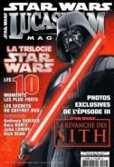 Couverture de Lucasfilm Magazine 49