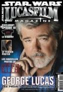 Couverture de Lucasfilm Magazine 50