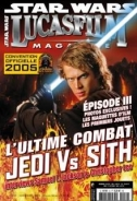 Couverture de Lucasfilm Magazine 52