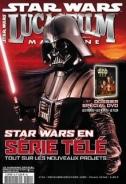 Couverture de Lucasfilm Magazine 56