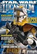 Couverture de Lucasfilm Magazine 57