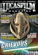 Couverture de Lucasfilm Magazine 58