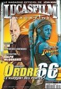 Couverture de Lucasfilm Magazine 59