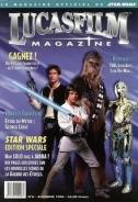 Couverture de Lucasfilm Magazine 06