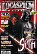 Couverture de Lucasfilm Magazine 60