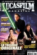 Couverture de Lucasfilm Magazine 61