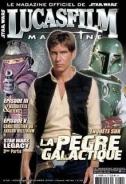 Couverture de Lucasfilm Magazine 62