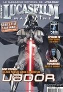 Couverture de Lucasfilm Magazine 63