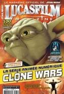 Couverture de Lucasfilm Magazine 65