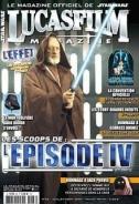 Couverture de Lucasfilm Magazine 66