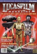 Couverture de Lucasfilm Magazine 07