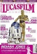 Couverture de Lucasfilm Magazine 70