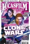 Couverture de Lucasfilm Magazine 73
