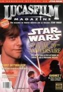 Couverture de Lucasfilm Magazine 08