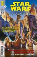 Couverture de Star Wars la Saga en BD #11