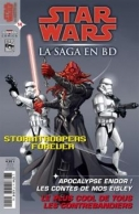 Couverture de Star Wars la Saga en BD #14