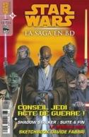 Couverture de Star Wars la Saga en BD #19