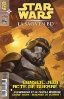 Couverture de Star Wars la Saga en BD #20