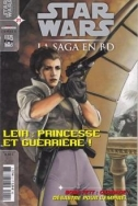 Couverture de Star Wars la Saga en BD #21