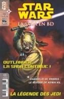 Couverture de Star Wars la Saga en BD #07
