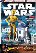 Couverture de Star Wars Magazine 77
