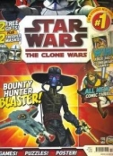 Couverture de Star Wars: The Clone Wars Comic UK 6.1