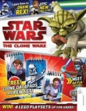 Couverture de Star Wars: The Clone Wars Comic UK 6.4