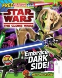 Couverture de Star Wars: The Clone Wars Comic UK 6.6