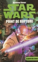 Couverture de Point de rupture