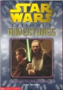 Couverture de Search for the Lost Jedi