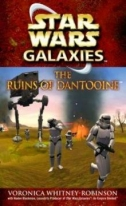 Couverture de Galaxies: The Ruins of Dantooine