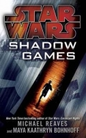 Couverture de Shadow Games
