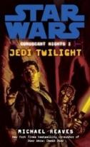 Couverture de Crépuscule Jedi