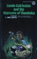 Couverture de Lando Calrissian and the Starcave of ThonBoka