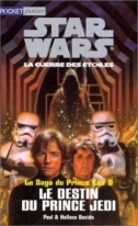 Couverture de Le Destin du Prince Jedi