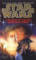 Couverture de Les Enfants du Jedi