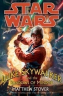 Couverture de Luke Skywalker and the Shadows of Mindor