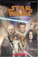 Couverture de Secrets of the Jedi