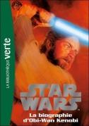 Couverture de Biographie d'Obi-Wan Kenobi