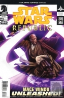 Couverture de Mace Windu unleashed