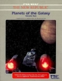Couverture de Planets of the Galaxy, Volume Two