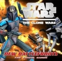Couverture de Star Wars: The Clone Wars: New Battlefronts: The Visual Guide