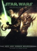 Couverture de The New Jedi Order Sourcebook