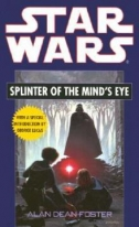 Couverture de Splinter of the Mind's Eye
